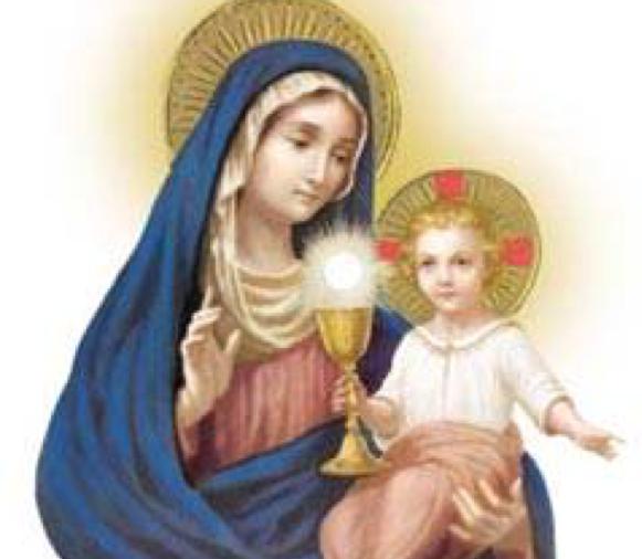 Ricevere Gesù per Maria